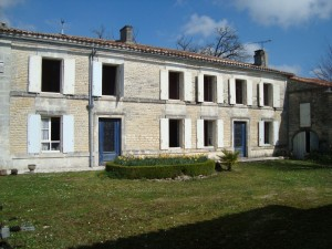 LRI1012 Rouillac village property for sale in Charente
