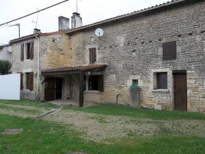 village property for sale Charente