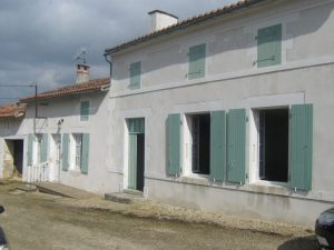 Renovation Project for Sale in Charente Maritime