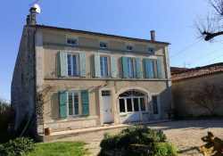 French Village House for Sale near Jarnac and Cognac
