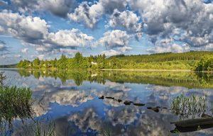 Lac de Vassiviere Haute-Vienne