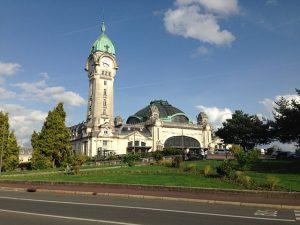 Limoges Station, Limoges Region
